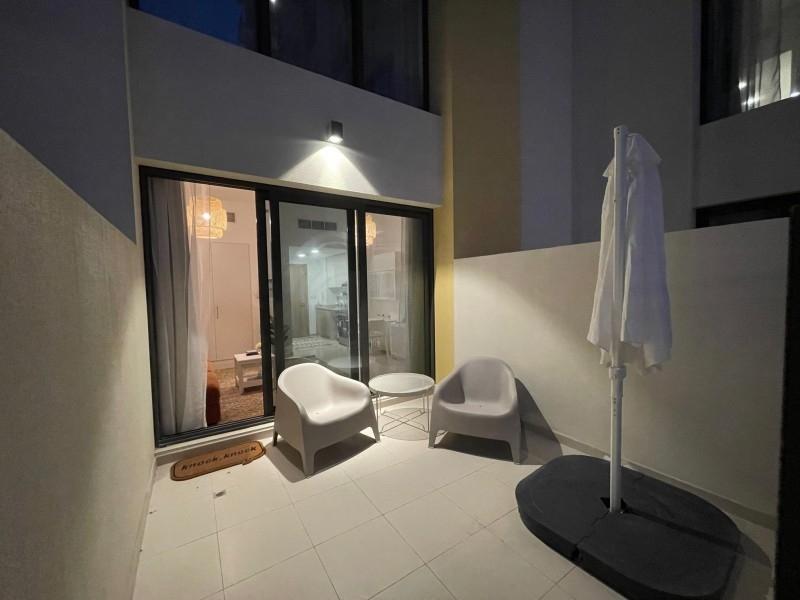 Studio Apartment For Rent in  Una Apartments,  Town Square | 9