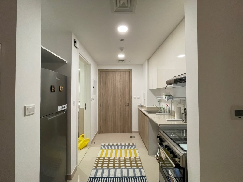 Studio Apartment For Rent in  Una Apartments,  Town Square | 5