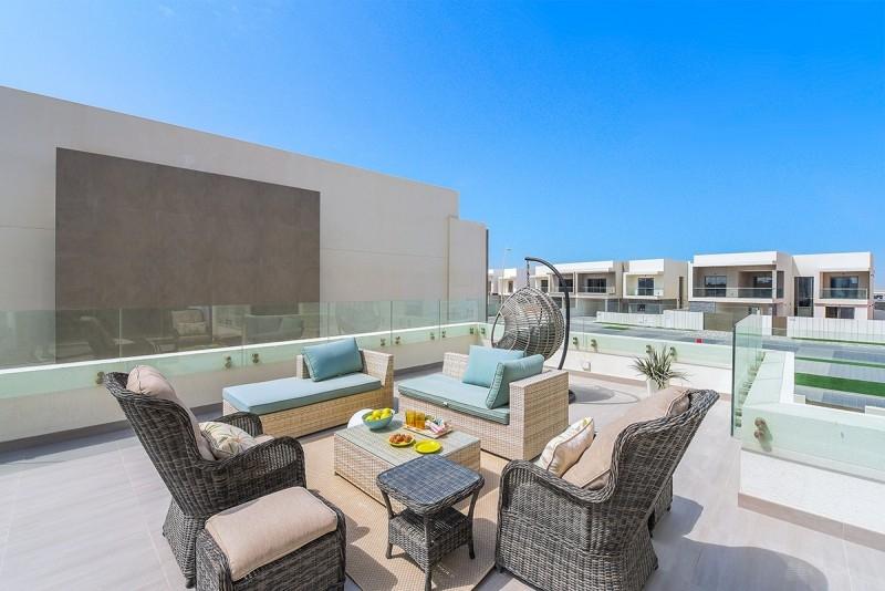 4 Bedroom Villa For Sale in  Yas Acres,  Yas Island   8
