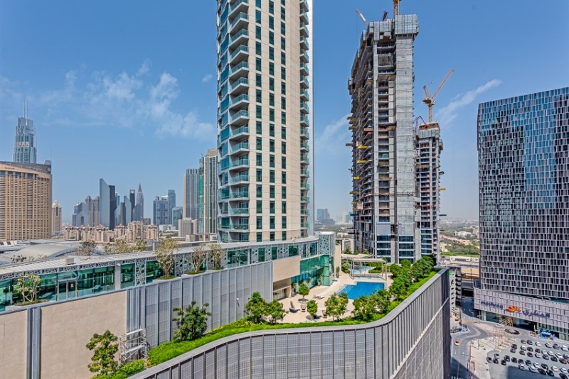 1 Bedroom Apartment For Rent in  Dunya Tower,  Downtown Dubai | 9