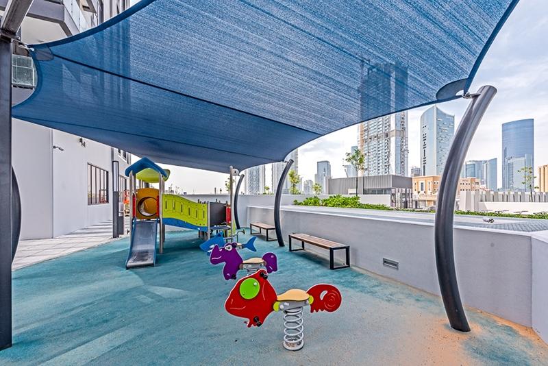 3 Bedroom Apartment For Rent in  The Bridges,  Al Reem Island | 2