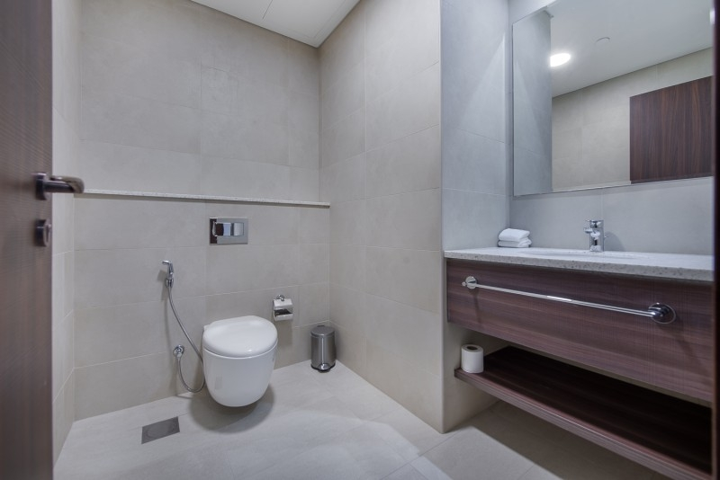 1 Bedroom Apartment For Rent in  Palm View,  Dubai Media City | 10