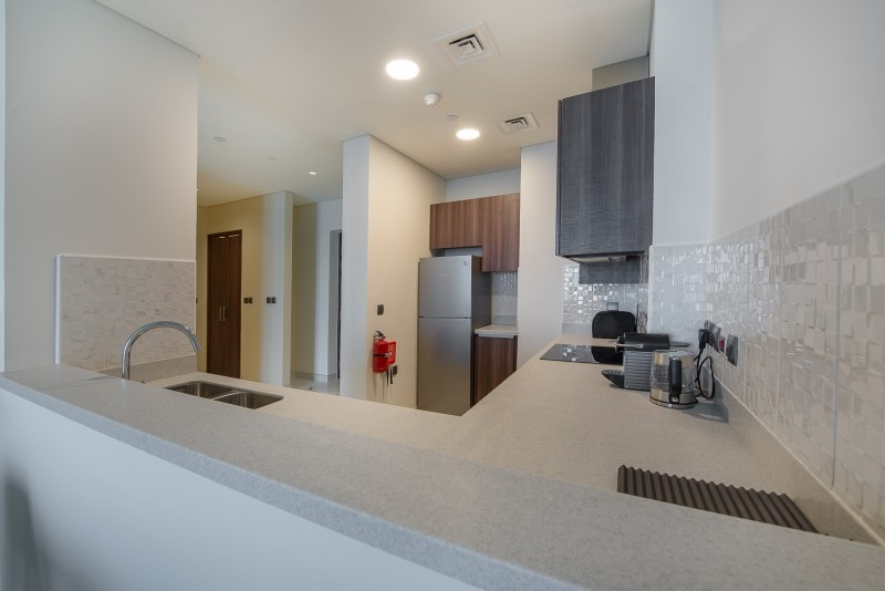 1 Bedroom Apartment For Rent in  Palm View,  Dubai Media City | 3