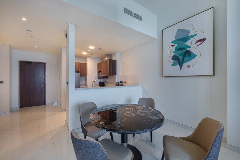 1 Bedroom Apartment For Rent in  Palm View,  Dubai Media City | 2