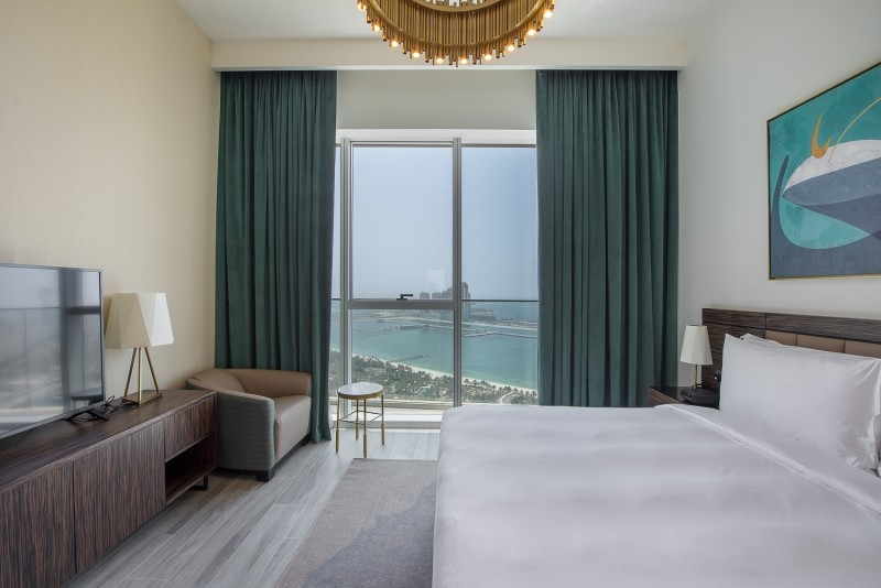 1 Bedroom Apartment For Rent in  Palm View,  Dubai Media City | 5
