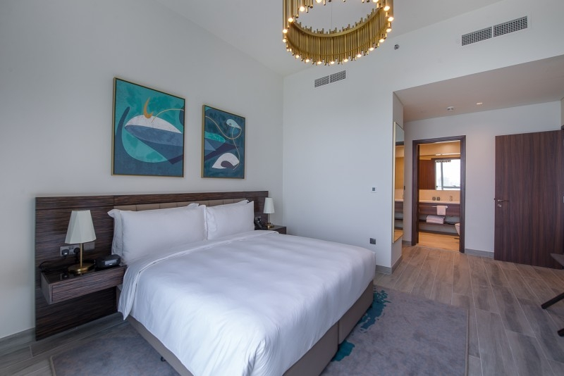 1 Bedroom Apartment For Rent in  Palm View,  Dubai Media City | 7