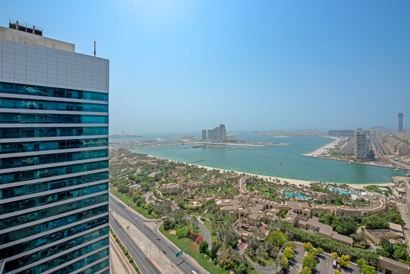 1 Bedroom Apartment For Rent in  Palm View,  Dubai Media City | 8