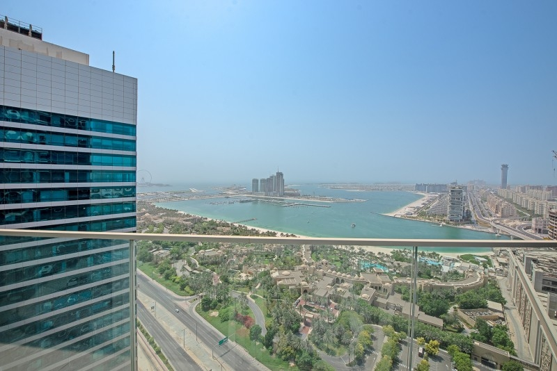1 Bedroom Apartment For Rent in  Palm View,  Dubai Media City | 11
