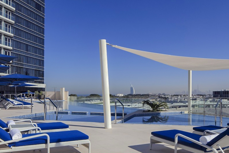 1 Bedroom Apartment For Rent in  Palm View,  Dubai Media City | 14