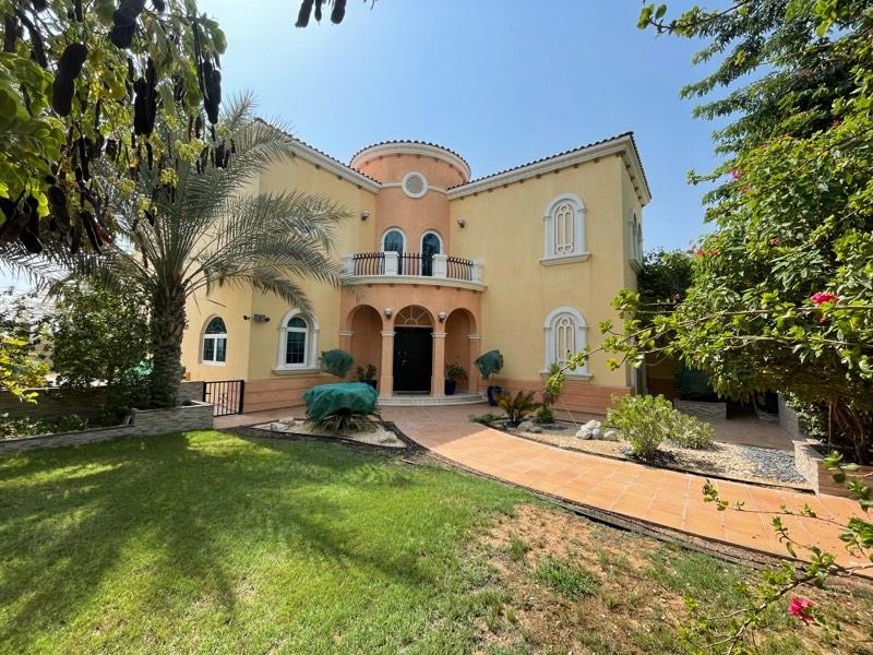 5 Bedroom Villa For Rent in  Legacy,  Jumeirah Park | 0