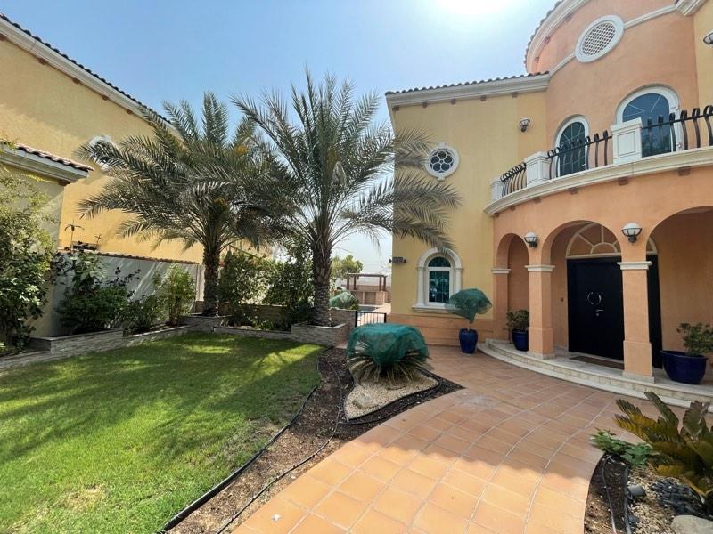 5 Bedroom Villa For Rent in  Legacy,  Jumeirah Park | 9