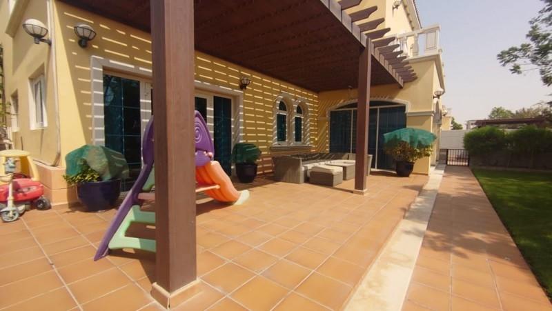5 Bedroom Villa For Rent in  Legacy,  Jumeirah Park | 7