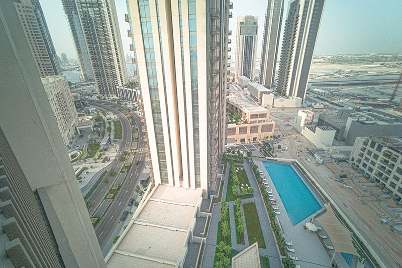 1 Bedroom Apartment For Rent in  Creekside 18 Tower B,  Dubai Creek Harbour (The Lagoons)   0