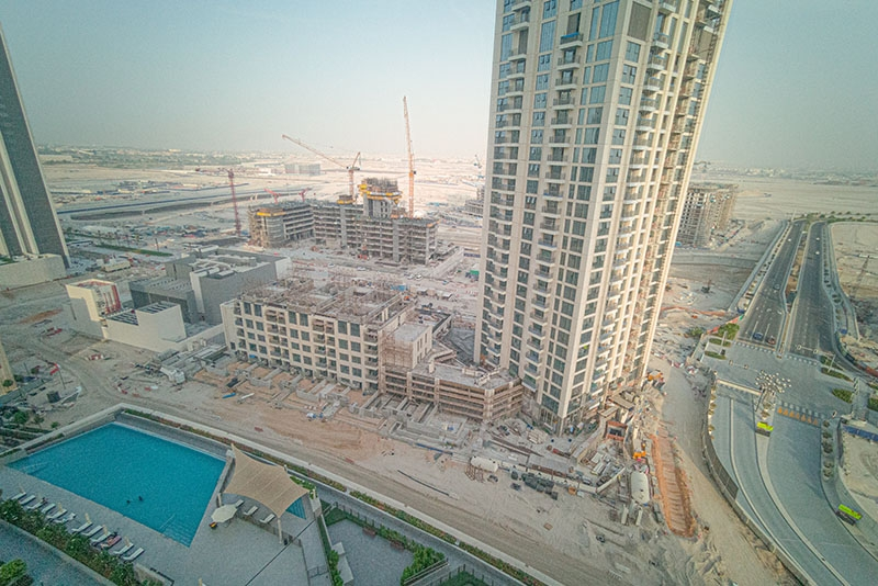 1 Bedroom Apartment For Rent in  Creekside 18 Tower B,  Dubai Creek Harbour (The Lagoons)   9