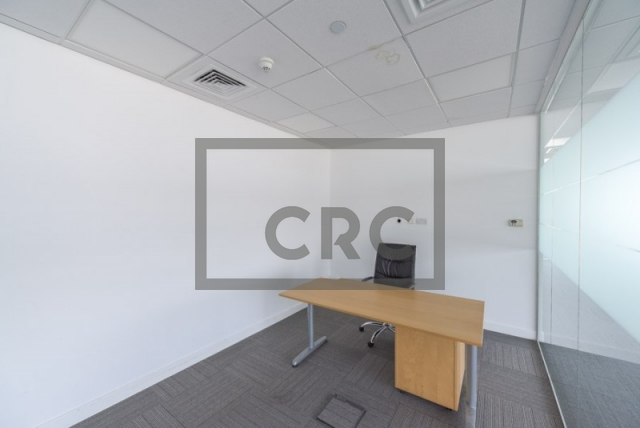 office for rent in dubai media city, concord tower | 5