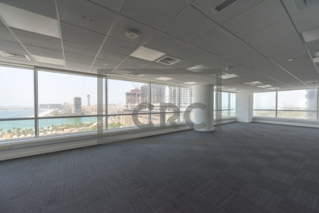 office for rent in dubai media city, concord tower | 0