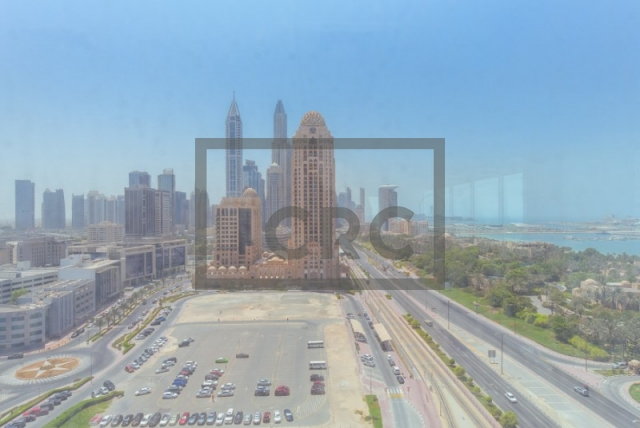 office for rent in dubai media city, concord tower | 8