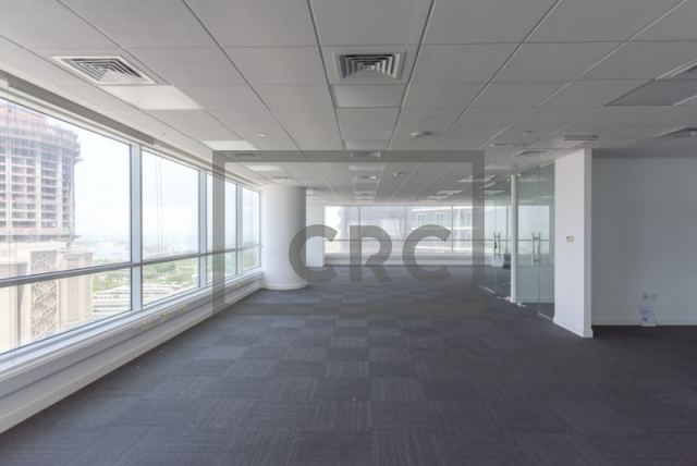 office for rent in dubai media city, concord tower | 2