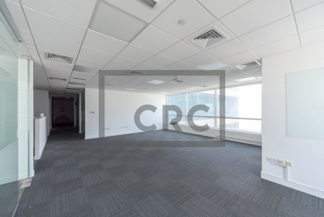 office for rent in dubai media city, concord tower | 3