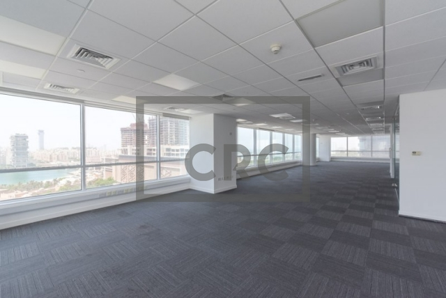 office for rent in dubai media city, concord tower | 4