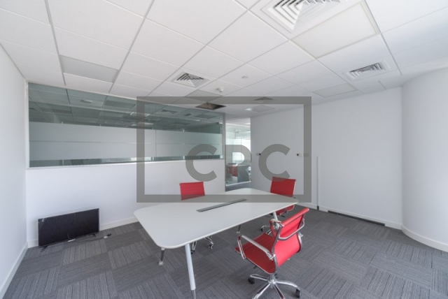 office for rent in dubai media city, concord tower | 12