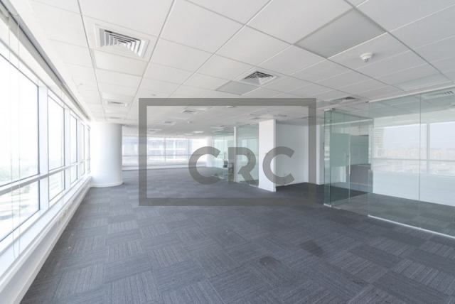 office for rent in dubai media city, concord tower | 1