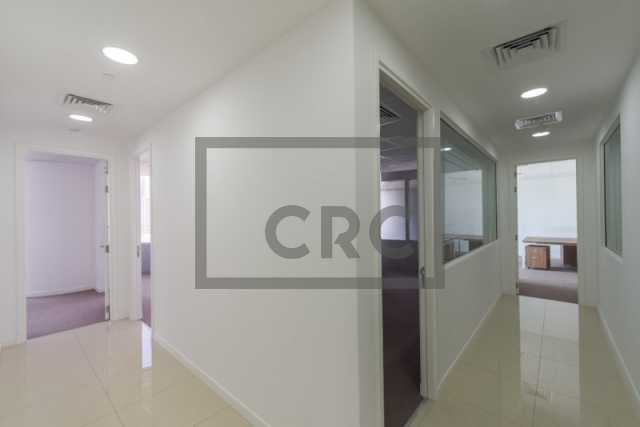 furnished office for rent in jumeirah lake towers, almas tower | 12