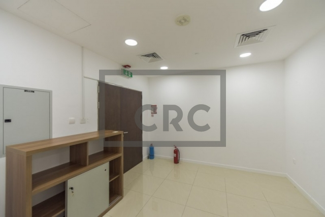 furnished office for rent in jumeirah lake towers, almas tower | 4