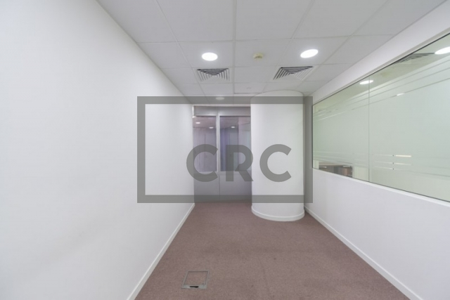 furnished office for rent in jumeirah lake towers, almas tower | 2