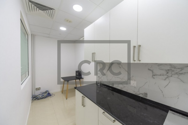 furnished office for rent in jumeirah lake towers, almas tower | 7