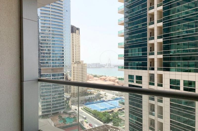 Skyview Tower, Dubai Marina