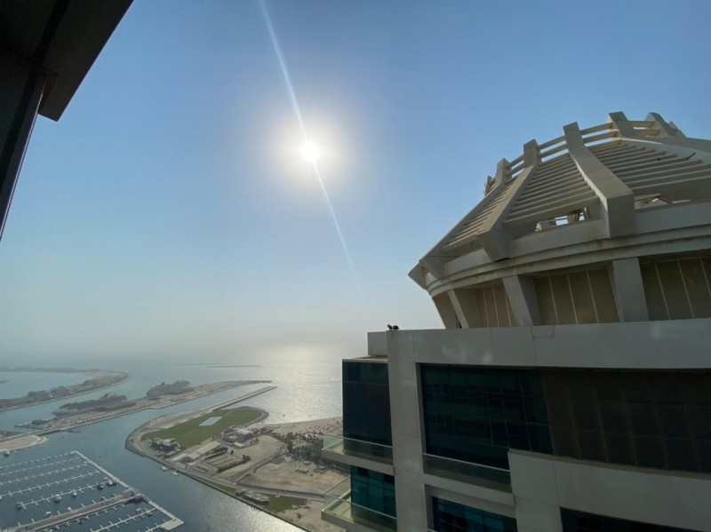 2 Bedroom Apartment For Rent in  Princess Tower,  Dubai Marina | 0
