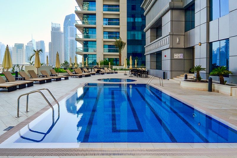2 Bedroom Apartment For Rent in  Princess Tower,  Dubai Marina | 18
