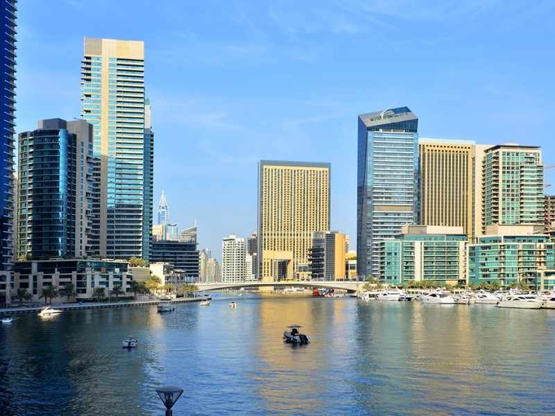 1 Bedroom Apartment For Sale in  MAG 218,  Dubai Marina | 15