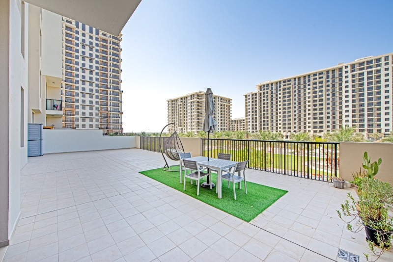 3 Bedroom Apartment For Sale in  Jenna Main Square (OP),  Town Square | 0