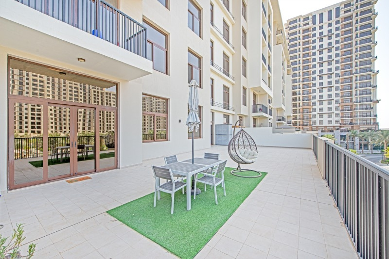 3 Bedroom Apartment For Sale in  Jenna Main Square (OP),  Town Square | 12