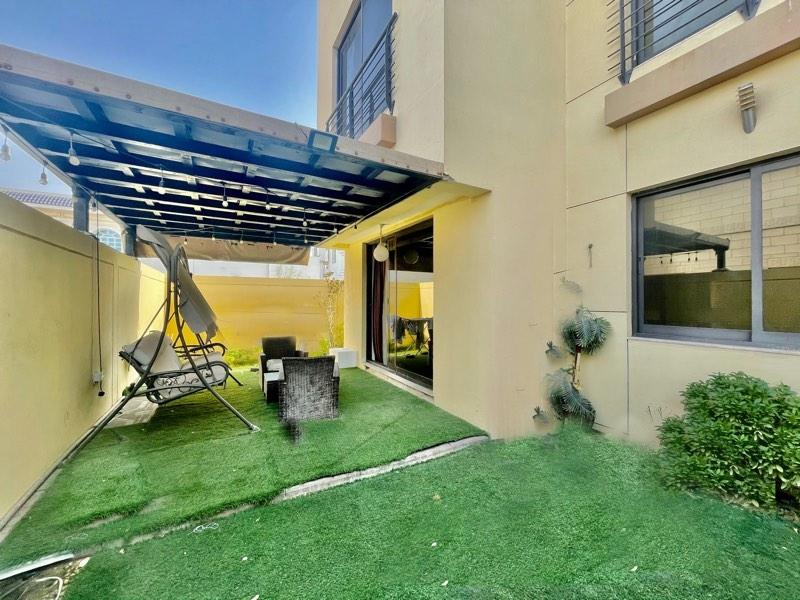 4 Bedroom Villa For Rent in  Mirdif Villas,  Mirdif | 0