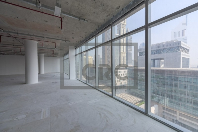 3,685 sq.ft. Office in DIFC, Currency House Offices for AED 921,250