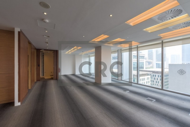 5,345 sq.ft. Office in DIFC, Currency House Offices for AED 1,336,250