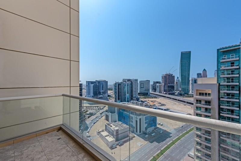 1 Bedroom Apartment For Rent in  Mayfair Tower,  Business Bay | 1