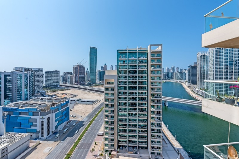 1 Bedroom Apartment For Rent in  Mayfair Tower,  Business Bay | 0