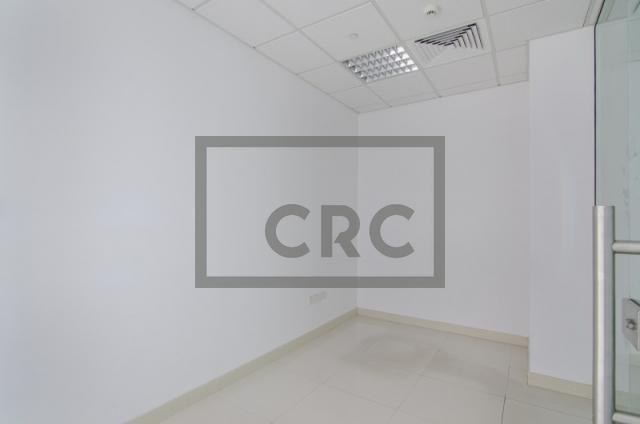 retail for rent in al garhoud, al nisf building   5