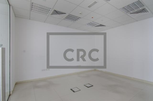 retail for rent in al garhoud, al nisf building   8