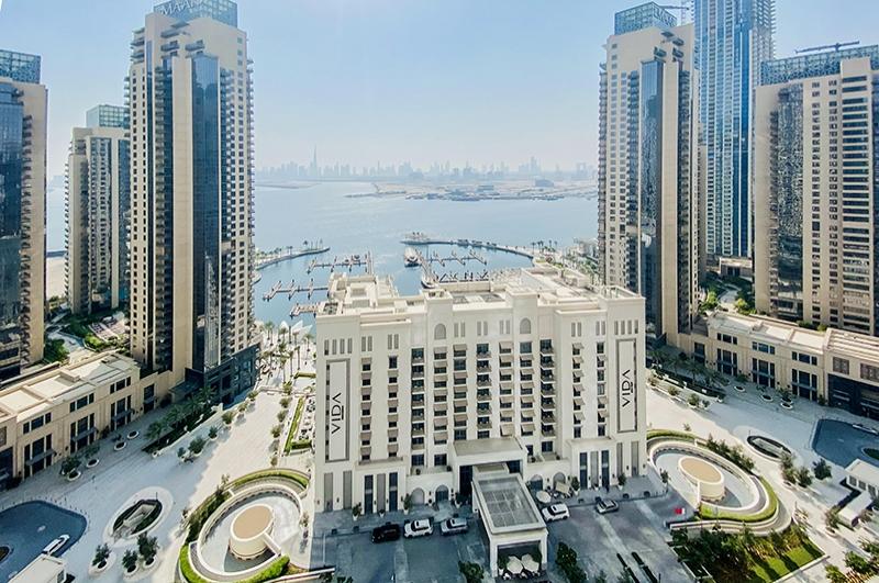 Harbour Gate, Dubai Creek Harbour (The Lagoons)