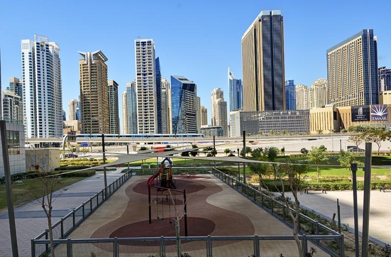 2 Bedroom Apartment For Rent in  New Dubai Gate 2,  Jumeirah Lake Towers   12