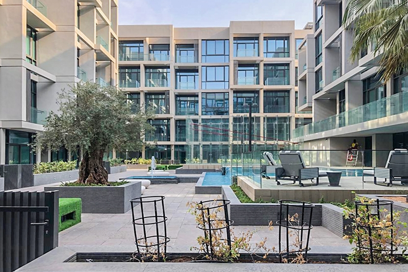 1 Bedroom Apartment For Rent in  Signature Livings,  Jumeirah Village Circle | 5