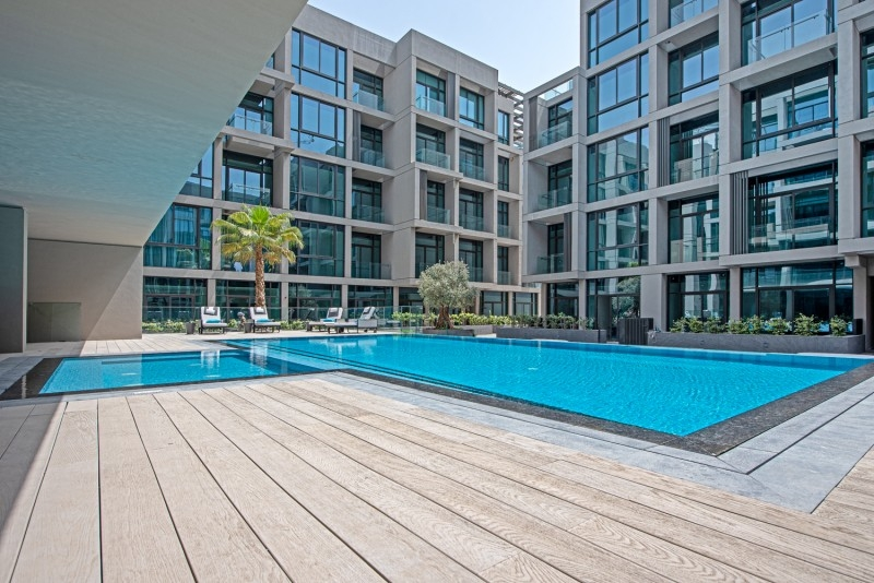 1 Bedroom Apartment For Rent in  Signature Livings,  Jumeirah Village Circle | 12