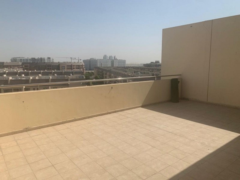 1 Bedroom Apartment For Rent in  Fox Hill 7,  Motor City | 12