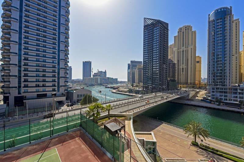 1 Bedroom Apartment For Sale in  The Waves Tower B,  Dubai Marina   1