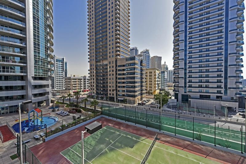 1 Bedroom Apartment For Sale in  The Waves Tower B,  Dubai Marina   7